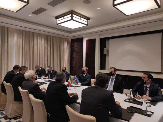 توضیح وزیر خارجه جمهوری آذربایجان از دیدارش با ظریف