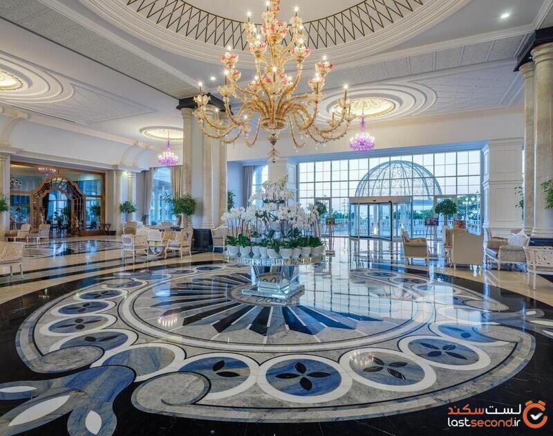 هتل روبی پلاتینوم، آلانیا