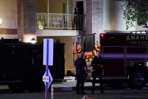 تیراندازی در کالیفرنیا چند کشته برجای گذاشت