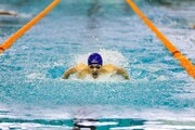 رکورد ملی 200 متر شنای پروانه ایران شکست