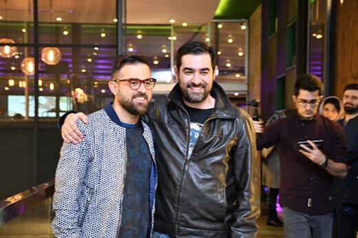 ببینید | شوخی جالب شهاب حسینی راجع به پیر شدنش
