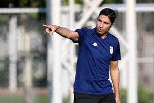 هاشمیان: لیست نهایی تیم ملی به زودی اعلام میشود/ مطمئنم موفق میشویم
