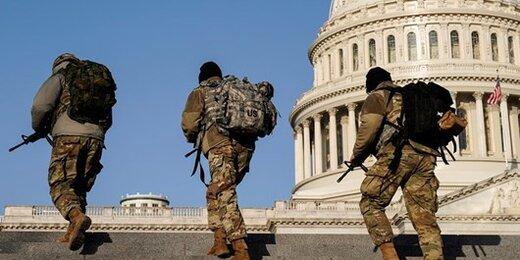 تهدید امنیتی ساختمان کنگره را مسدود کرد/تیراندازی چند مجروح برجای گذاشت