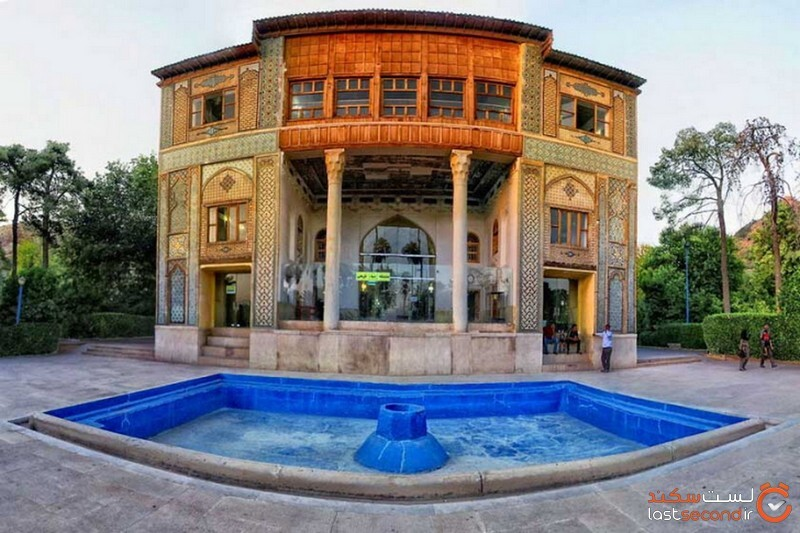 باغهای معروف شیراز که تیمور دستور الگوبرداری از آنها را صادر کرد