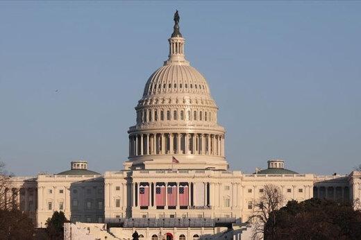 ببینید | تخلیه ساختمان کنگره آمریکا به دلیل تهدید امنیتی