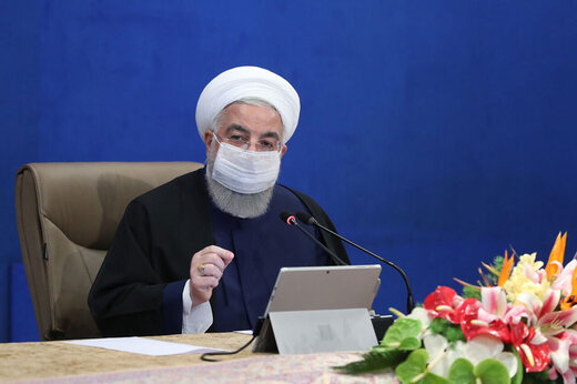 President Rouhani regrets two provinces were exposed to fourth wave of corona pandemic