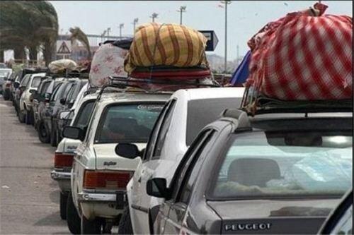 افزایش ۱۴۱درصدی سفرهای نوروزی در قزوین