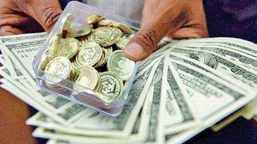 قیمت سکه، طلا و ارز ۱۴۰۰.۰۱.۱۴ / سومین قیمت دلار اعلام شد
