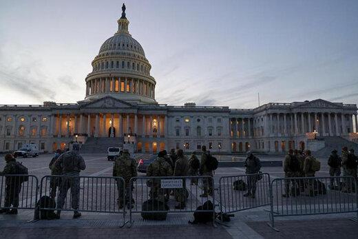 ببینید   تدابیر شدید امنیتی در کنگره آمریکا