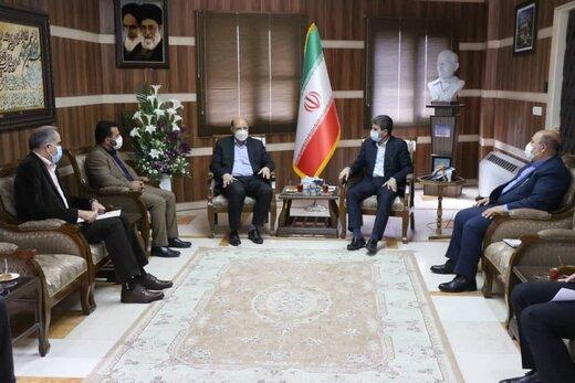 مراودات تجاری بین آذربایجانغربی و اربیل عراق گسترش مییابد