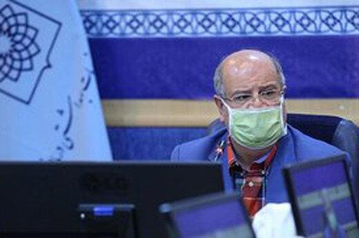 ببینید | محدودیتهای کرونایی در راه تهران