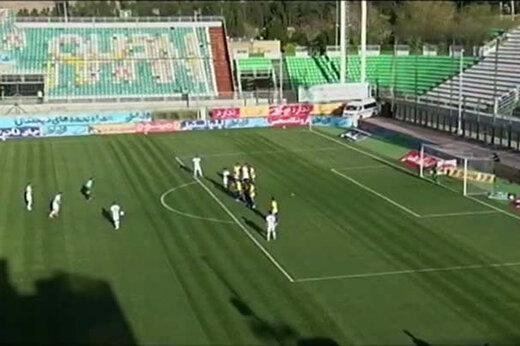 ببینید | گل روبرتو کارلوسی در لیگ برتر