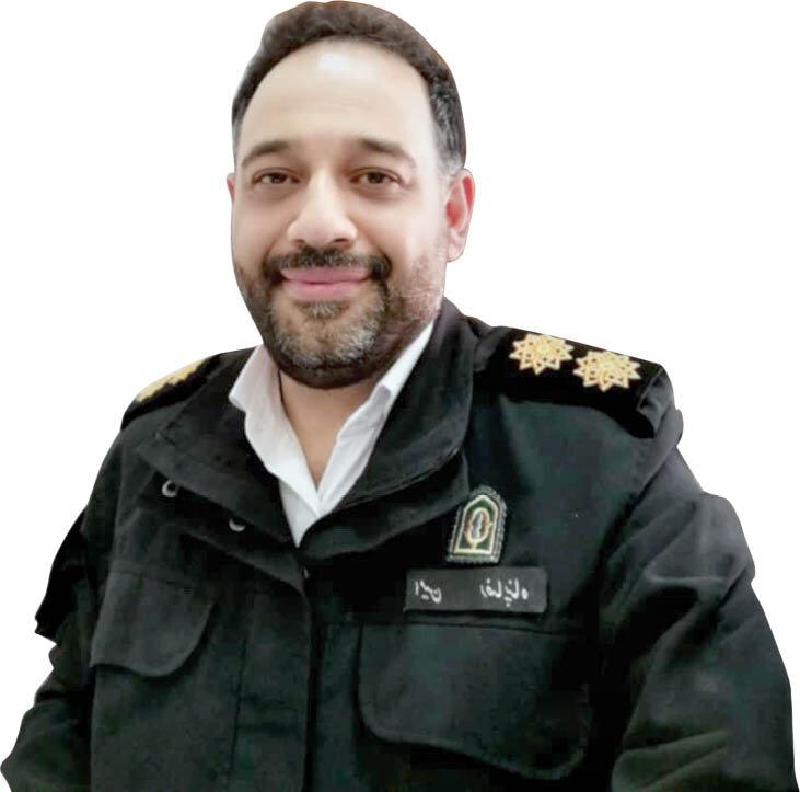 گفتوگو با پلیس قهرمانی که جان 80 نفر را نجات داد/ ایثارگری را از پدر جانبازم یاد گرفتم
