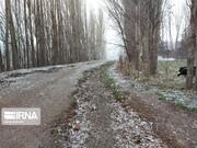 هوا تا ۱۴ درجه در استانهای شمالی سرد میشود