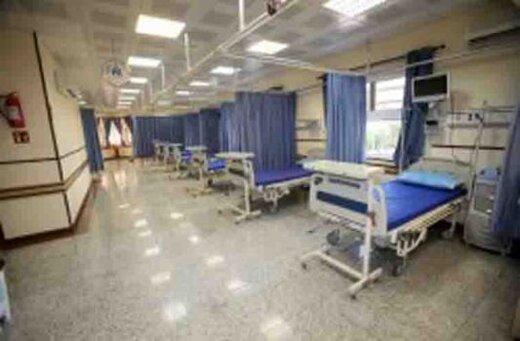 ۱۴ هزار تخت به بیمارستانهای کشور افزوده شده است