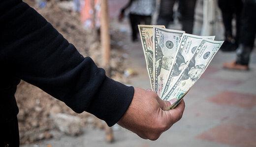 دلار بالاخره کانال عوض کرد