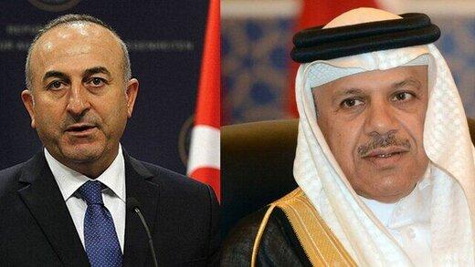 بحرین هم درباره ترکیه آستین بالا زد