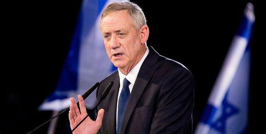 واکنش گانتس به کودتای نافرجام اردن