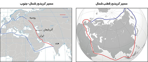روسیه در فکر جایگزین کردن خلیج فارس به جای کانال سوئز
