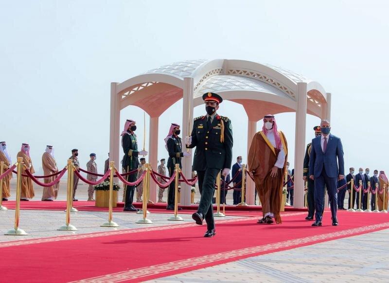 الکاظمی روی قول شاه سعودی حساب باز کرده است؟اما و اگرهای یک قرارداد نجومی