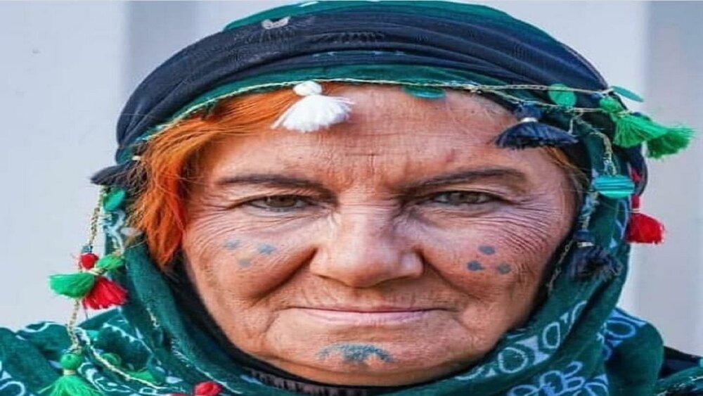 عکس دیده نشده از مهلقا خانم «نون خ»