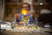 تصاویر | قابهای جادویی از هنر شیشهگری