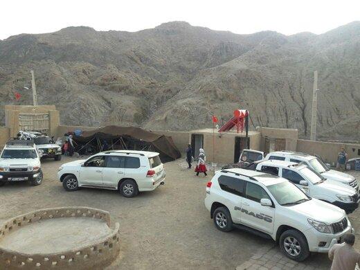 اقامت بیش از هفت هزار و ۵۰۰ گردشگر در تأسیسات گردشگری شاهرود