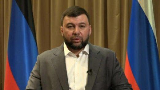 رئیسجمهور خودخوانده دونتسک از احتمال جنگی تمام عیار خبر داد
