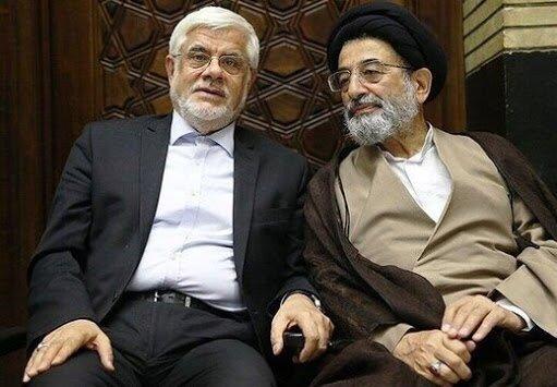 عارف استارت انتخابات ۱۴۰۰ را زد /مسیر عارف از سیدمحمد خاتمی جدا شد؟