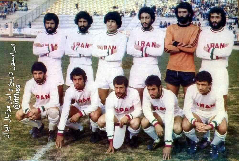 توقف تیم ملی مقابل یوگسلاوی/عکس