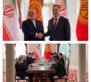نتیجه دیدار ظریف از قرقیزستان چه بود؟
