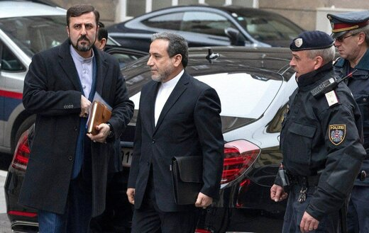 Araqchi in Austria for JCPOA Joint Commission session