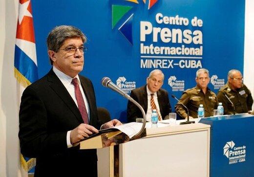 کوبا کاردار آمریکا را احضار کرد