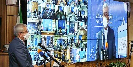 افتتاح پروژه های شرکت توزیع برق استان سمنان در پویش هر هفته الف ب ایران