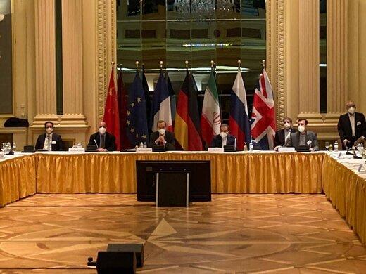 نشست کمیسیون مشترک برجام با حضور هیاتهای ایران و گروه ۱+۴