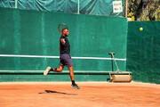 ببینید | تمرینات جالب امیر جدیدی برای حضور در رقابتهای انتخابی تیم ملی تنیس