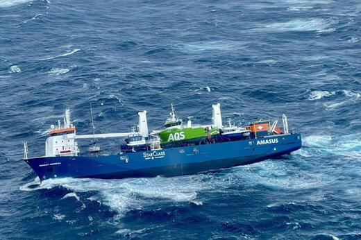 نیویورکتایمز:اسرائیل به کشتی ایران حمله کرده است
