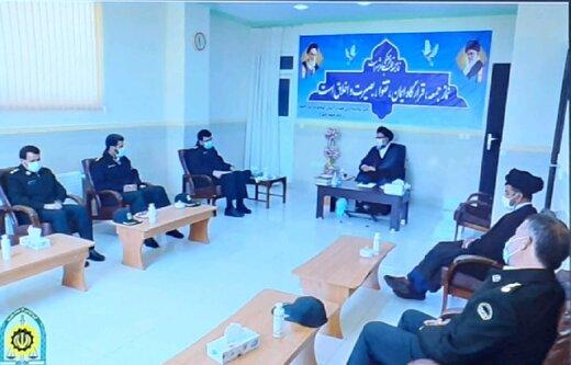 اعتماد مردم به نیروی انتظامی سرمایه ای ارزشمند / پلیس، امنیت کم نظیری برای زلزله زدگان فراهم کرد