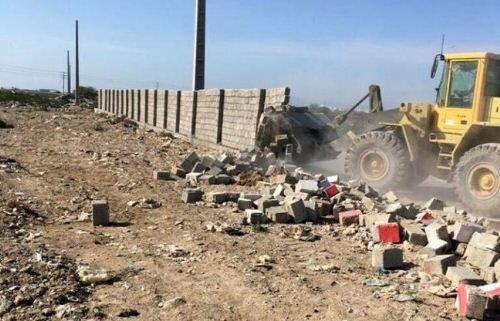 ۶۳مورد ساخت و ساز غیرمجاز در قزوین رسیدگی شد