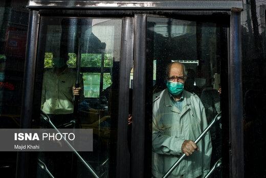 تهران در وضعیت قرمز