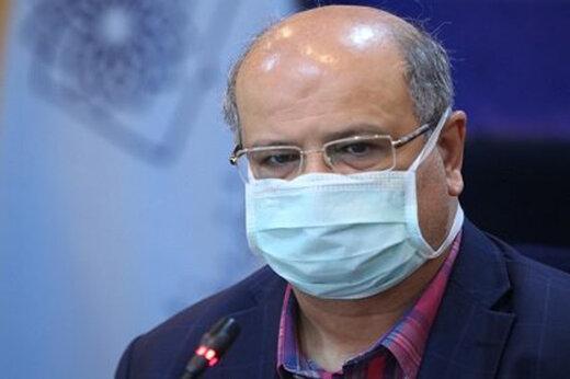 ببینید | رکورد جدید بستری بیماران کرونایی در تهران