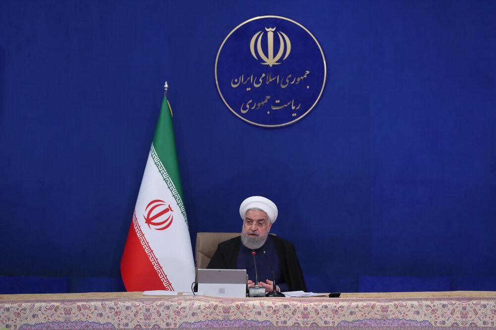 روحانی: آمریکا می خواهد توبه کرده و به برجام برگردد /مخالفان عذرخواهی کنند