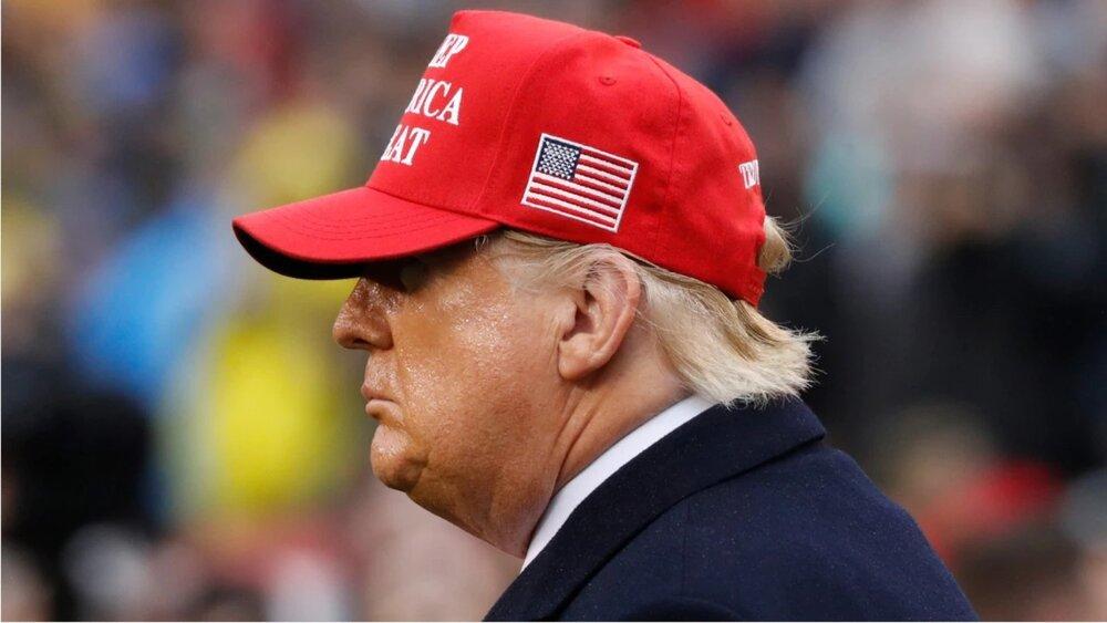 ترامپ: نامزدیام در انتخابات 2024 مردم را خیلی خوشحال میکند