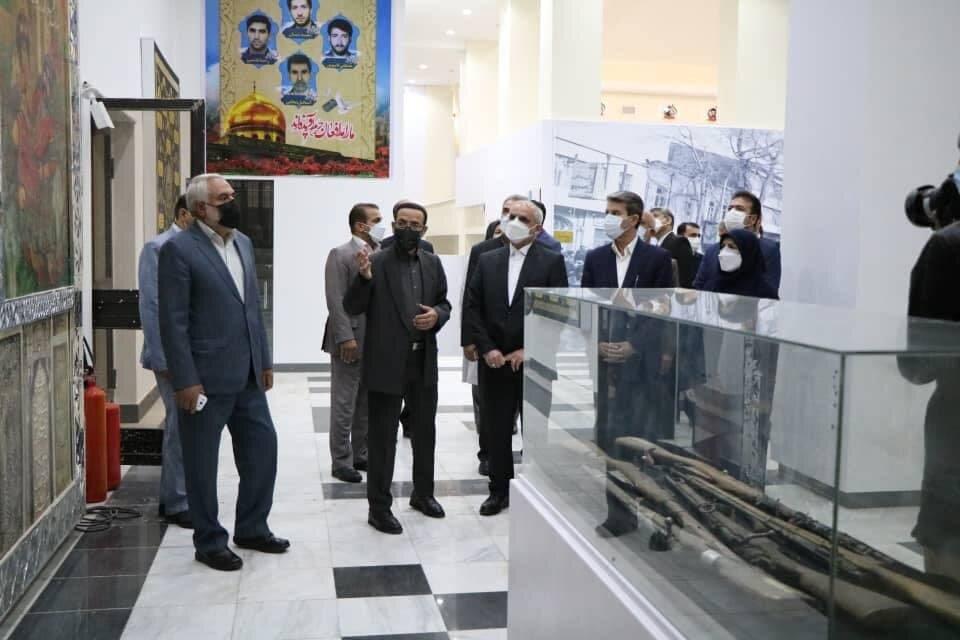 دیدار وزیر آموزش و پرورش با معلمین منتخب آذربایجانغربی