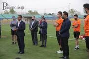 عذرخواهی باشگاه پرسپولیس از هندیها/عکس