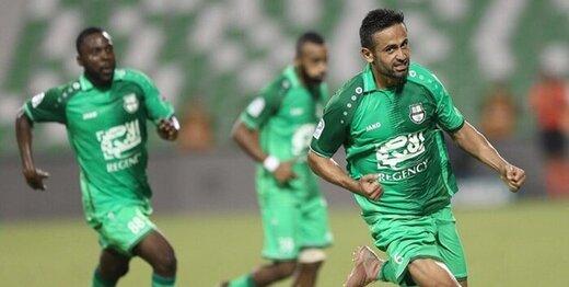 ابراهیمی تنها ایرانی تیم منتخب هفته لیگ ستارگان قطر/عکس