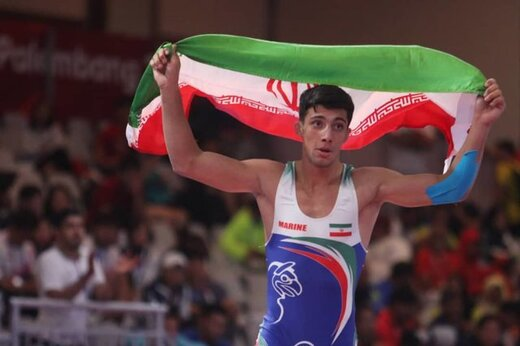 محمدرضا گرایی سهمیه المپیک گرفت