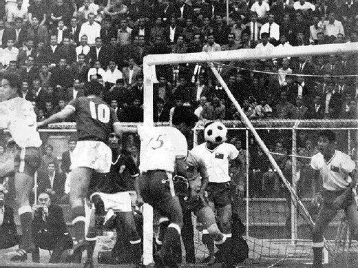 اولین قهرمانی تیم ملی فوتبال ایران در آسیا/عکس