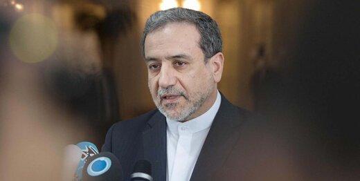 عراقجي: مطلب ايران هو العودة لانموذج الاتفاق النووي