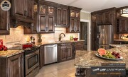 چرا کابینت چوبی محبوب ترین مدل کابینت آشپزخانه محسوب می شود؟ معایب و مزایا کابینت چوب را قبل از خرید بدانید